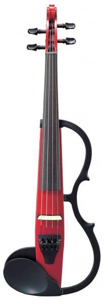 Yamaha SV130 Silent violin CAR front