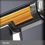 Codabow Diamond SX Violin bow kevlar