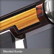 CodaBow Diamond NX violin bow kevlar