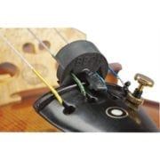 Bech Magnetic Violin mute on tailpiece