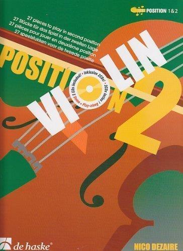 Dezaire Violin Position 2