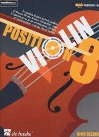 Dezaire Violin Position 3