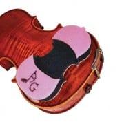AcoustaGrip Protégé shoulder pad pink