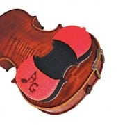 AcoustaGrip Protégé shoulder pad red