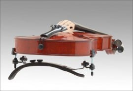 Bonmusica violin shoulder rest (4/4, 3/4)