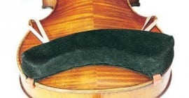 Jegro violin shoulder rest