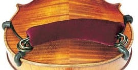 Lark Menuhin style Violin shoulder rest