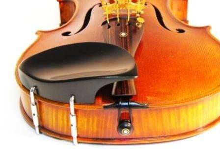 Teka Ebony Violin chinrest