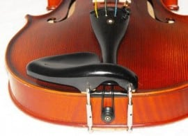 Strad - PLASTIC with standard feet, viola