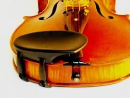Wittner side mounted Violin Chinrest or Teka style