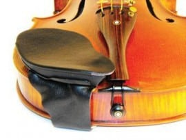 Wolf Maestrino Violin Chinrest