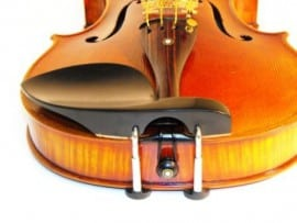 Wolf Guarneri Violin chinrest
