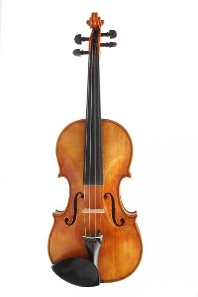 Franz Sandner violin 2004