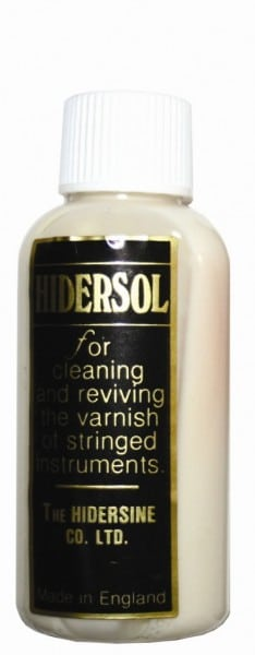 Hidersol varnish cleaner and reviver