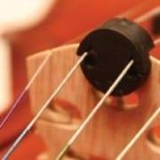 Tourte Round violin mute