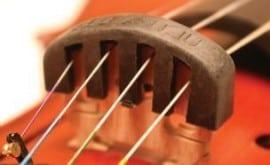 'Ultra' practice violin mute