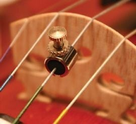 Violin Wolf Note Eliminator