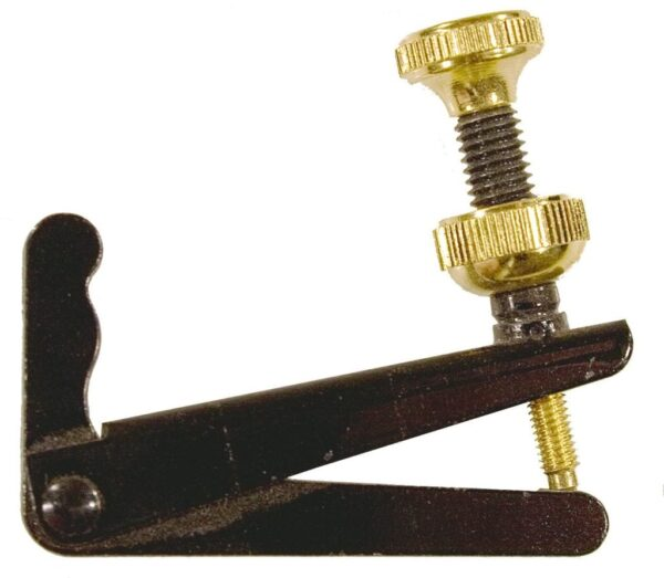 Cello String Adjuster Black & Gold