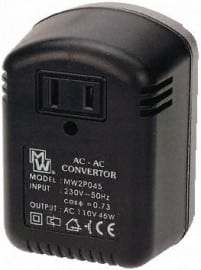 ToneRite - UK power adaptor