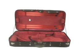 Professional Double Violin Case
