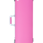 BAM Hightech L'Etoile oblong violin case PINK