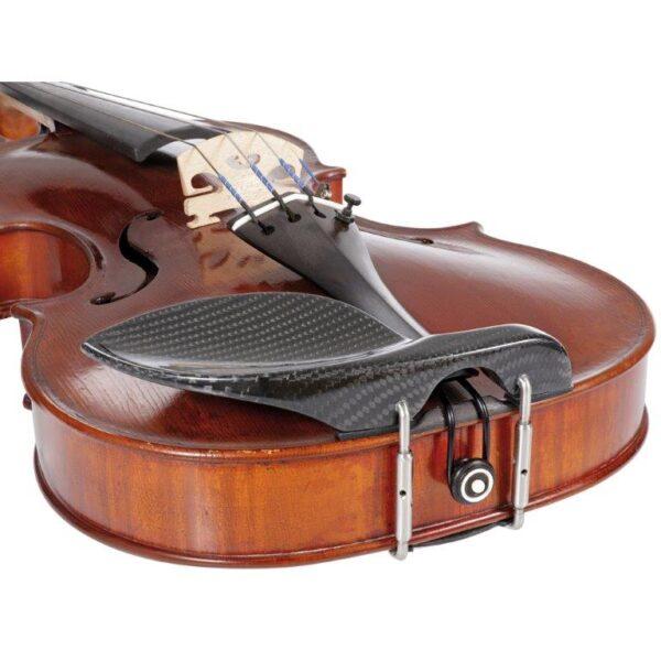 Carbondix Guarneri Violin chinrest