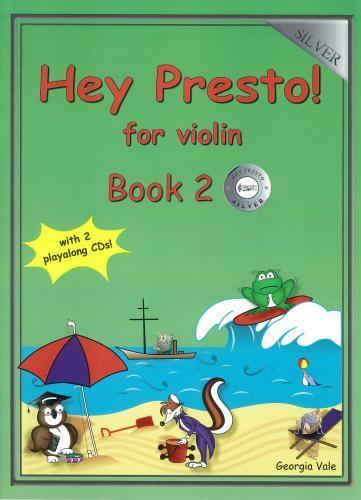 Hey Presto! for Violin Book 2