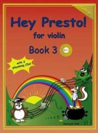 Hey Presto! for Violin Book 3