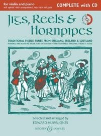 Jigs, Reels and Hornpipes - Violin and Piano