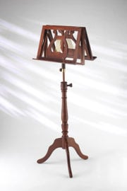 Regency Double Music stand