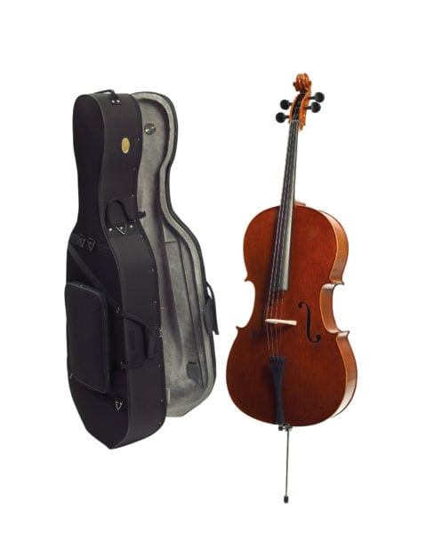 Stentor Conservatoire Cello outfit