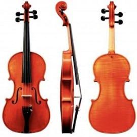 Heinz F Krause violin