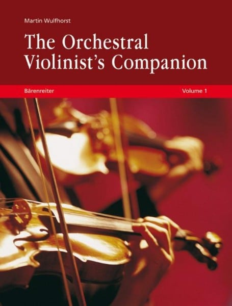 Orchestral violinist's Companion