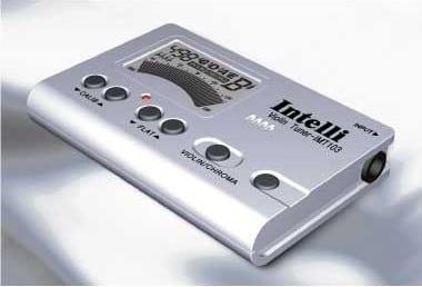 Intelli electronic violin tuner IMT103