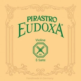 Pirastro Eudoxa Plain steel Violin E string