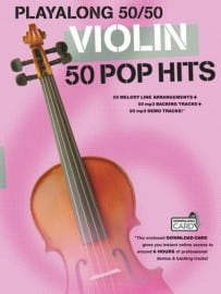 50 Pop Hits for violin