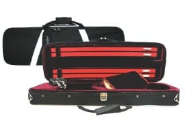 Chiltern oblong Viola case