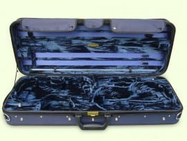Oliver Bergner double violin case