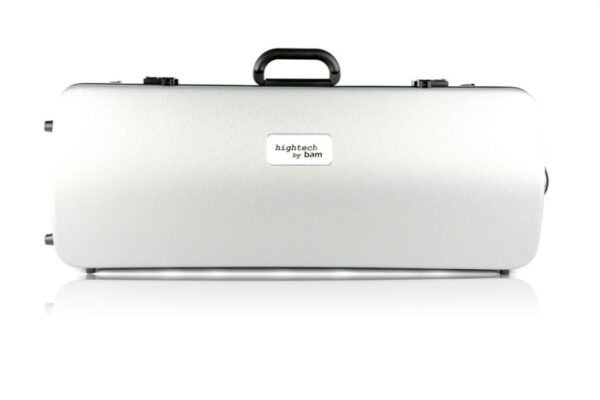 BAM Hightech Viola case without pocket in Metallic Silver