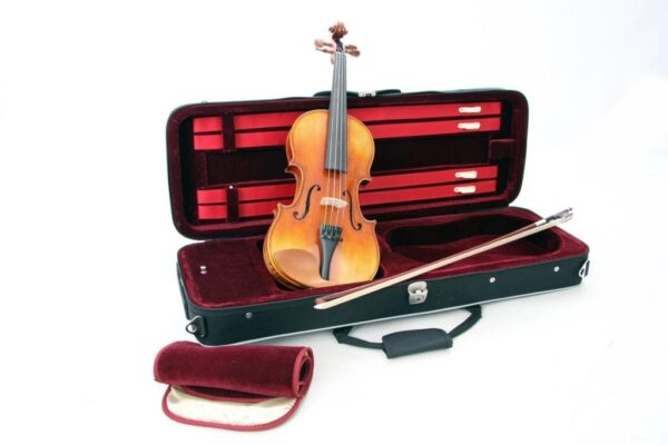 Johan Stohr 1/2 advancing student Violin outfit