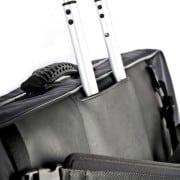 BAM Performance violin case Black - detail