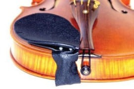 Wolf classic Violin Chinrest