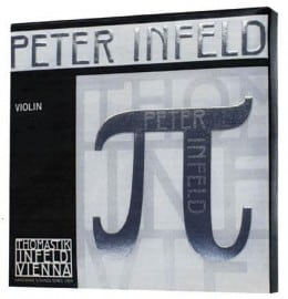 Peter Infeld violin E string (Tin, Gold or Platinum)