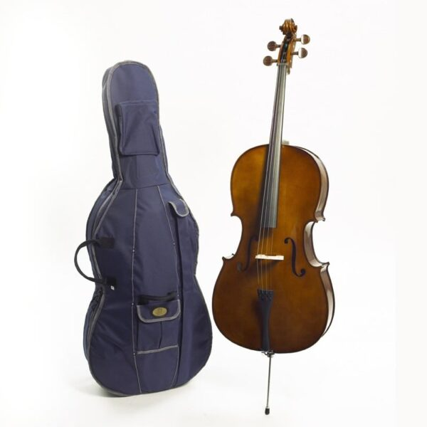 The Stentor Student I cello outfit is known and recommended world wide
