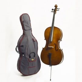 The Stentor student II cello outfit is a quality student instrument