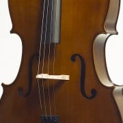 Stentor student II 4/4 size cello outfit