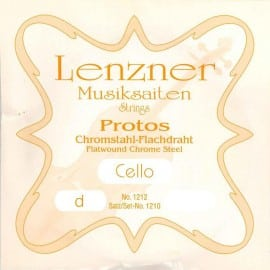 Lenzner (Optima) Protos Cello D string