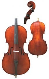 Eastman Concertante Antiqued Cello