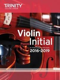 TCL Violin Initial Grade Exam