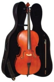 Caswells Etude cello outfit